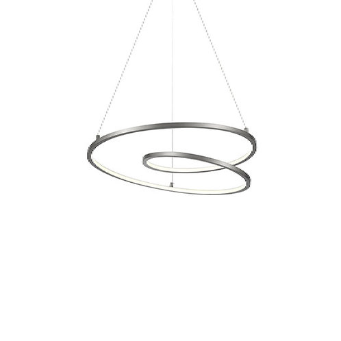 KUZCO Twist Pendant Light