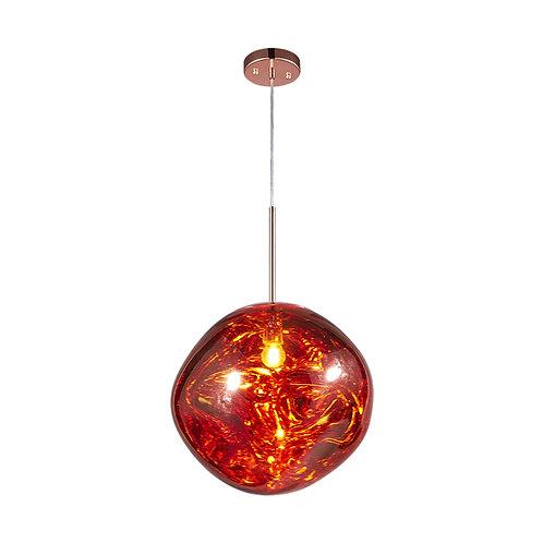 MATTEO Copper Pendant