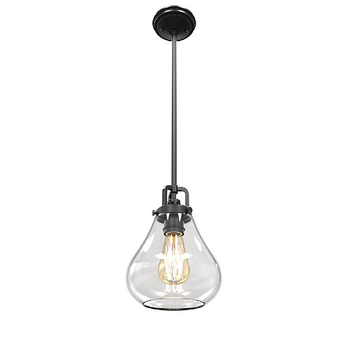 DVI Coronado Graphite Pendant Light