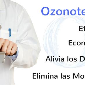 Información Sobre El Ozono (O3)