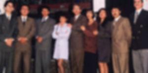 Egresados, año 1996 a 1998