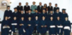 Egresados, año 2001 a 2004