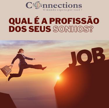 Qual é a profissão dos seus sonhos?