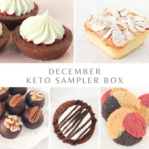 December Sampler Box