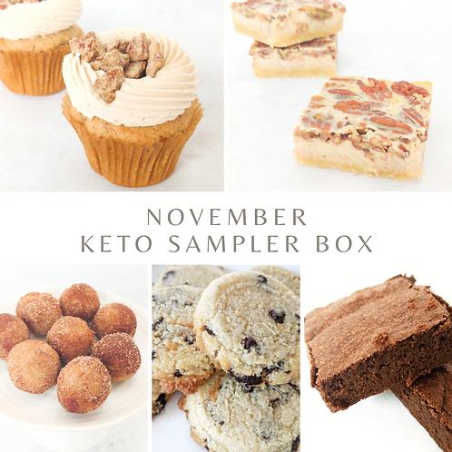 November Sampler Box