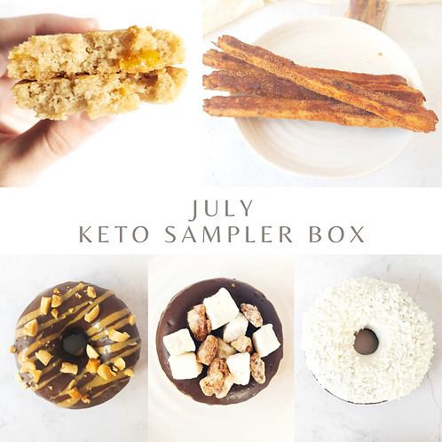 July Sampler Box