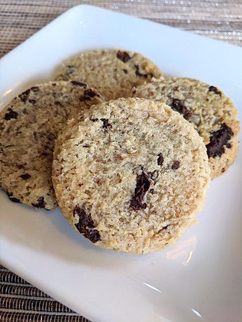 Vegan Chocolate Chunks Cookies (12)