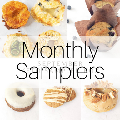 Monthly Samplers