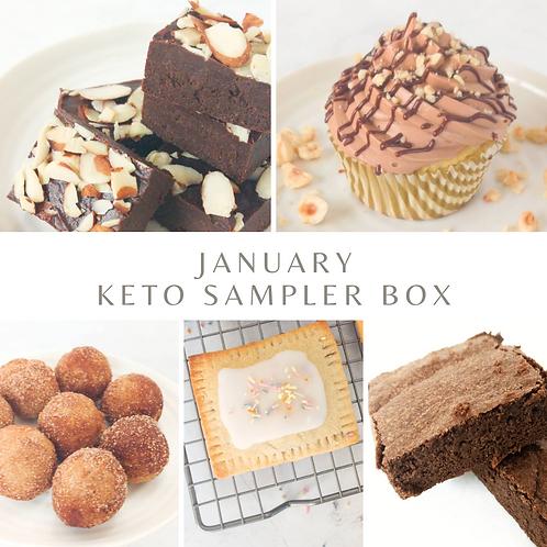 January Sampler Box