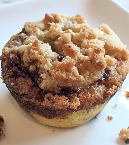 Banana Chocolate Nut Muffins