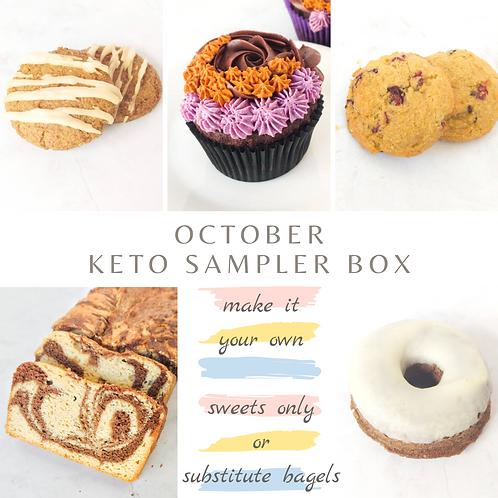 October Sampler Box