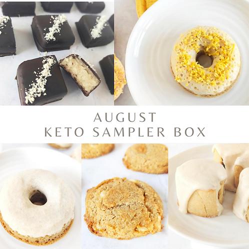 August Sampler Box