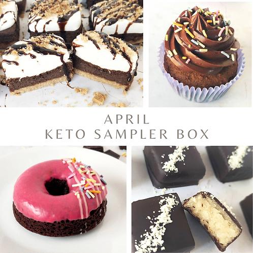 April Sampler Box