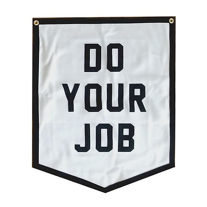 Banner Do Your Job™