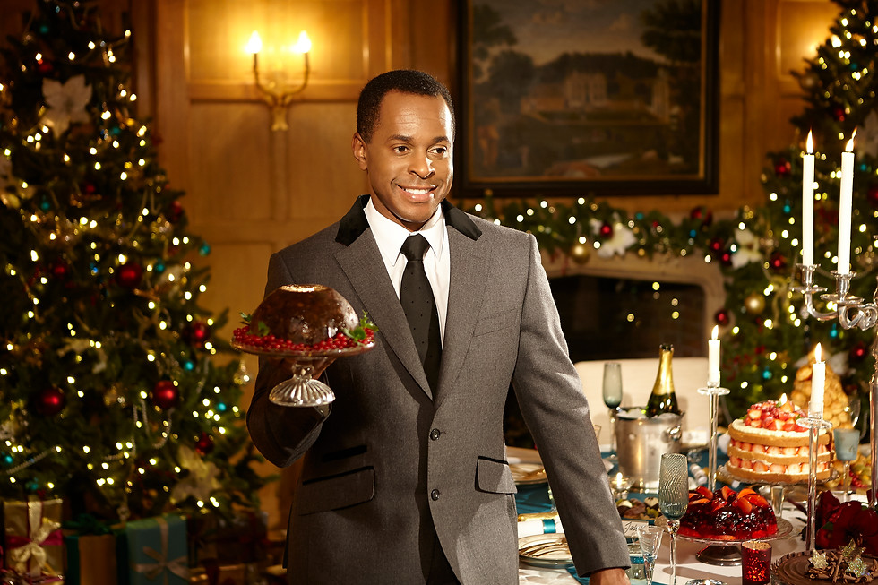 set-design-stylist-london-christmas-promotional-advert-andi-peters-gill-nicholas-stylist