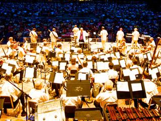 North Tower and the North Carolina Symphony