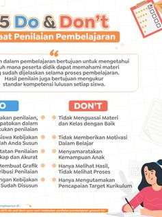 5 Do and Don't Guru saat Melakukan Penilaian Pembelajaran.jpg