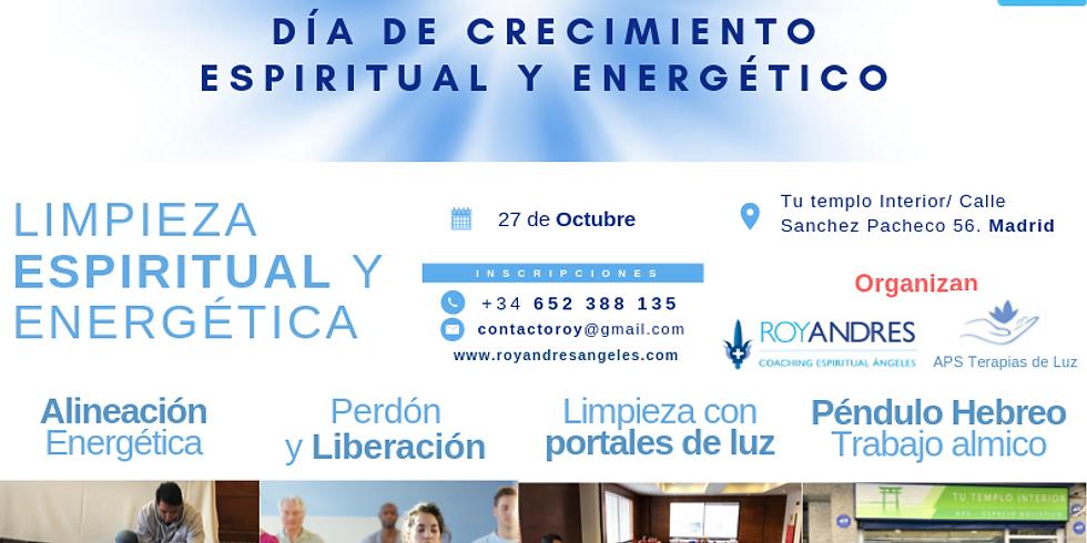 Taller de limpieza Energética y espiritual