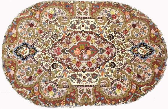 Tabriz60 ovale 230 x 146