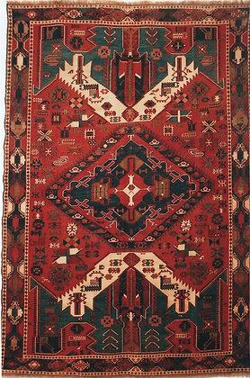 Kilim Persiano vecchio fine 295 x 200