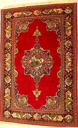 Kashan antico 201 x 131