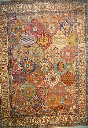 Kerman Ravar Antico dim. 356 x 256