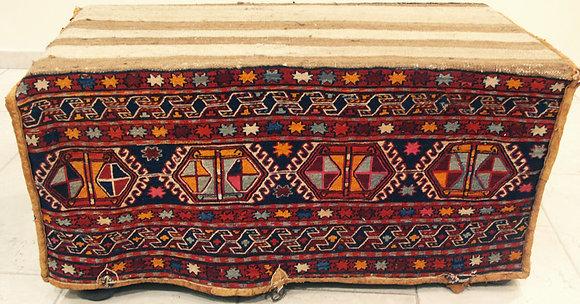 baule Kilim a cassapanca  100 x 47