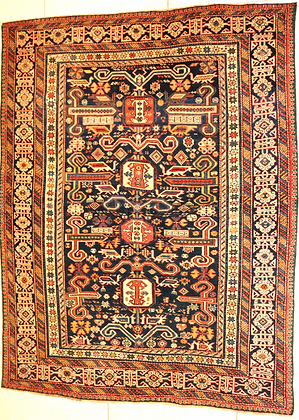 Shirvan Perepedil antico 176 x 140