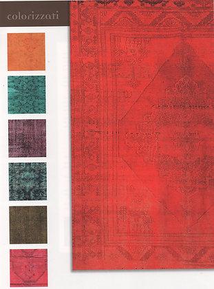 Gabbè colori vari e misure varie