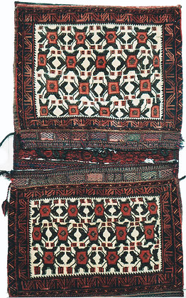 Sacca Afshar  vecchia Persia 150 x 95