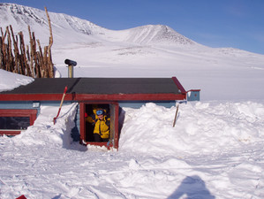 Guy's First Arctic Ski Touring Trip. Part Three.