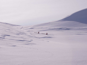 Guy's First Arctic Ski Touring Trip. Part Two.