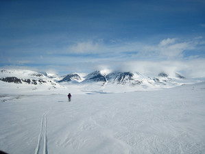 Guy's First Arctic Ski Touring Trip. Part Four