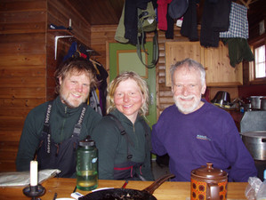 Guy's First Arctic Ski Touring Trip. Part Five