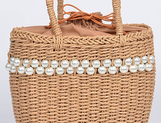 """Basket Case"" Handbag"