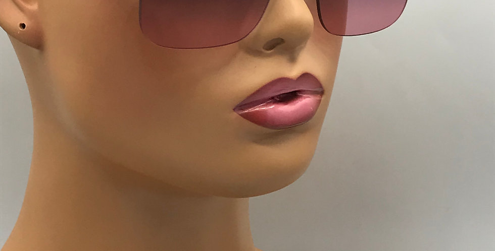 """After You"" Sunglasses (Pink)"