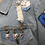 "Thumbnail: ""Milk and Cookies"" Tacky Jacket/Purse  (Size Medium)"