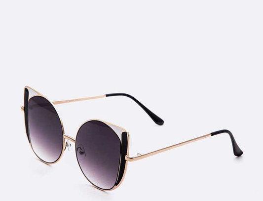 """Press Play"" Sunglasses (Black)"