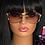 "Thumbnail: ""Jet Setter"" Sunglasses (Light Brown)"