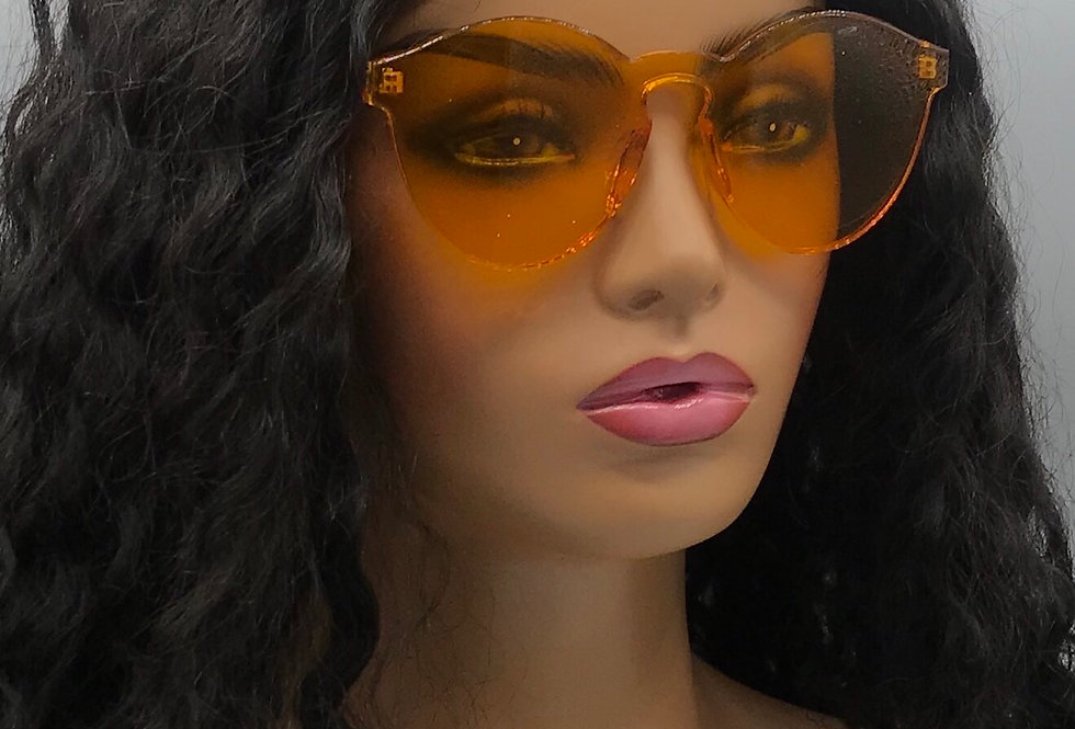 """Koolade"" Sunglasses (Yellow)"