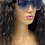 "Thumbnail: ""Cosmopolitan"" Sunglasses (Blue)"