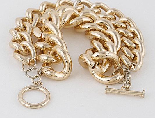 """Double Up"" Bracelet"