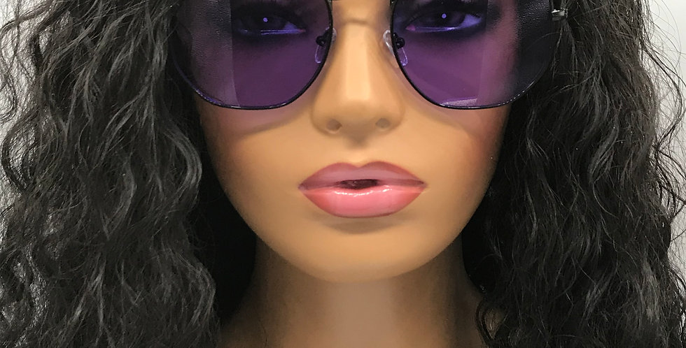 """Extrovert"" Sunglasses (Lavender)"