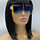 "Thumbnail: ""For Me"" Sunglasses (Lavender/Yellow)"
