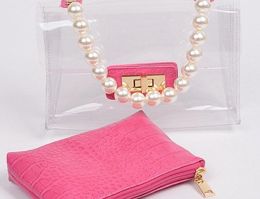 """A Little CoCo"" Handband (Pink)"