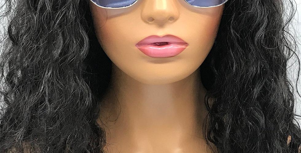"""Extrovert"" Sunglasses (Blue)"