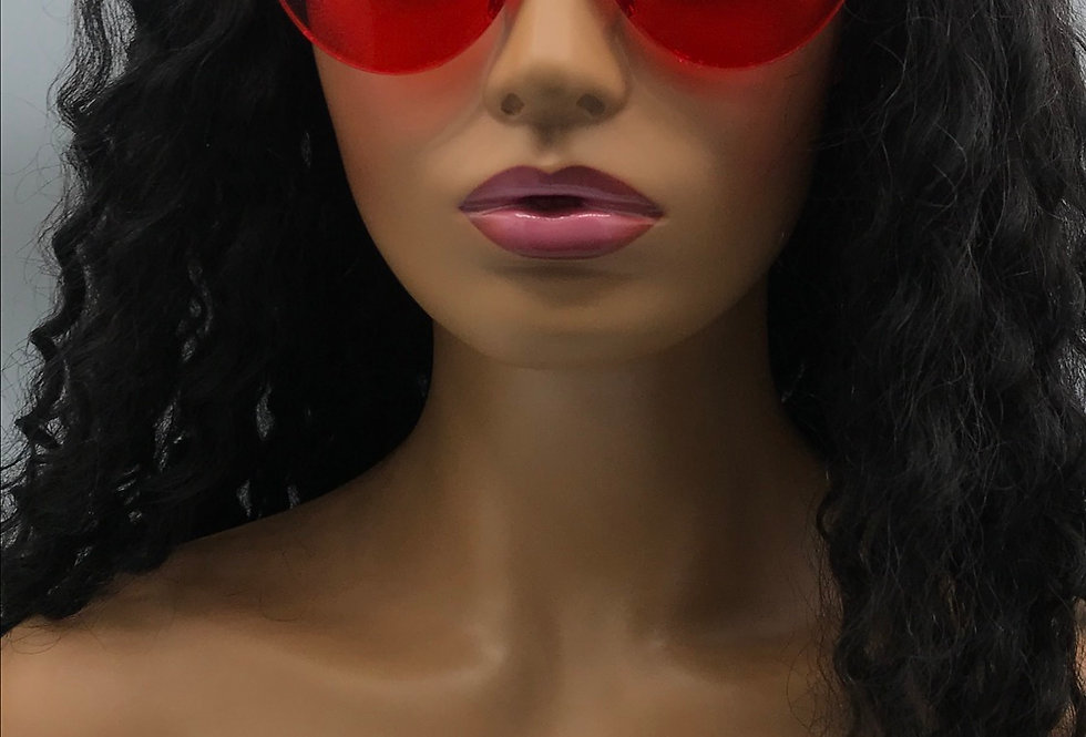 """Koolade"" Sunglasses (Red)"