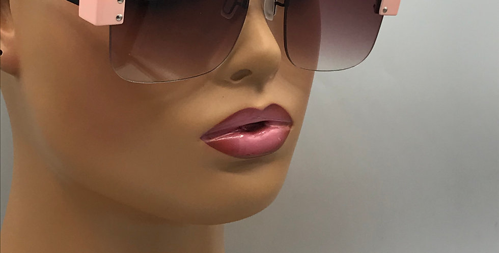 """After You"" Sunglasses (Mauve)"