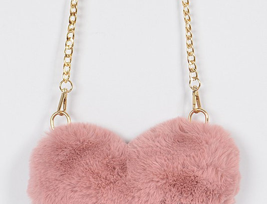 """Warm Hearted"" Purse (Pink)"