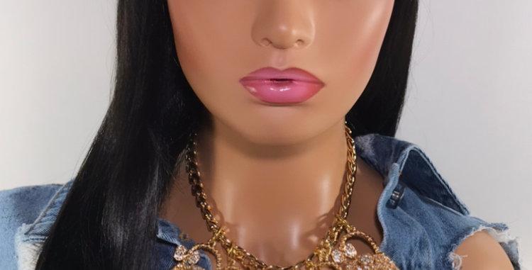 """""""BOTOB"""" Chunky Jewelry Set (2 pcs)"""